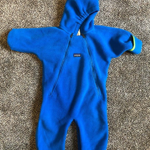 Patagonia Other - Patagonia Baby Bunting Suit